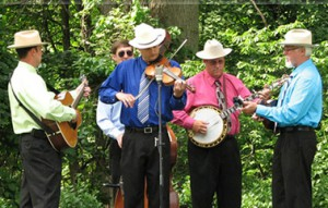 King's Highway-Bluegrass in the Park