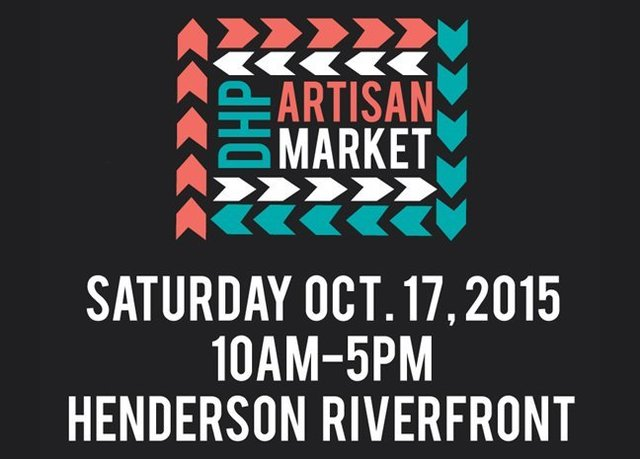 DHP Artisan Market October 2015