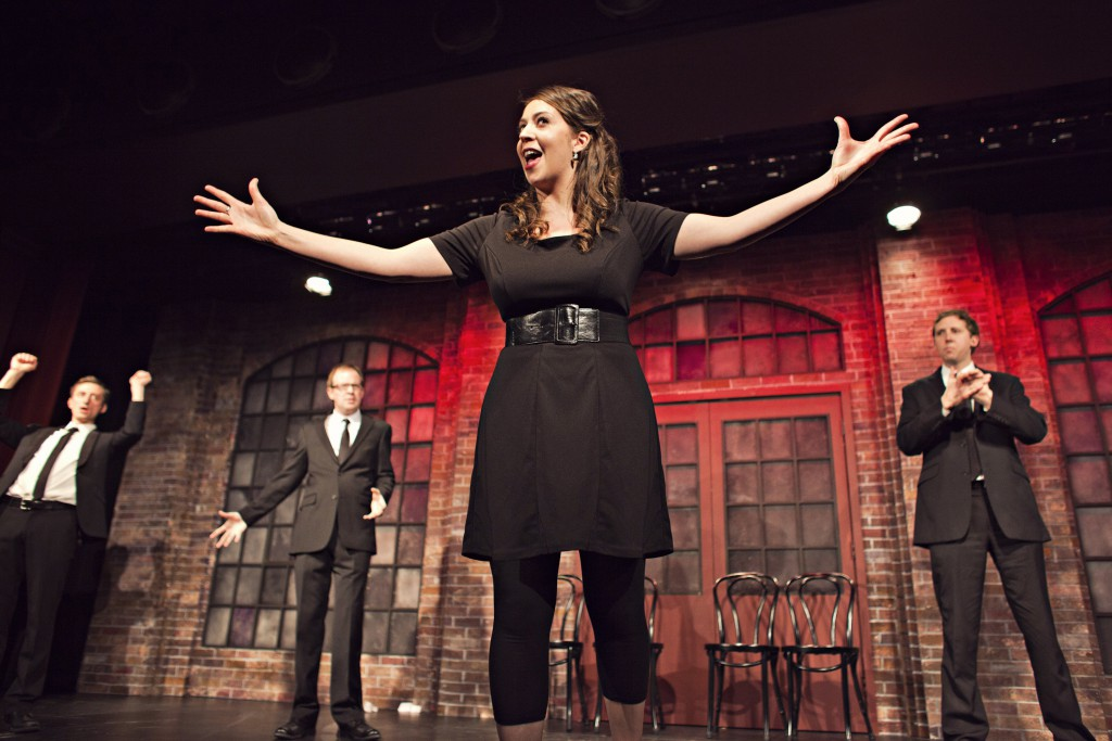 Photo by Clayton Hauck for Second City