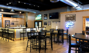 Firedome Wood Fired Pizza & Wings restaurant & bar